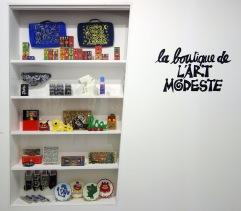 boutique des arts modestes