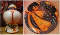 deux céramiques